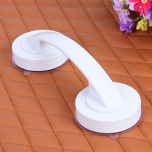 Super Grip Suction Bath Mounted Handle Cup Handrail  Bathroom Office Glass Door Handle Door Easy Installation