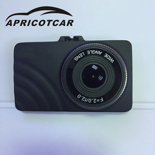 APRICOTCAR Manufacturers Direct Double Lens Traffic Recorder High-definition Night Vision Display Traffic Recorder Dual Camera(China)