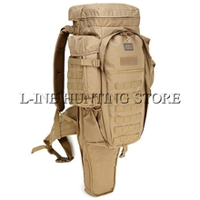 Buy Multicam Black Army Green Large Outdoor Military Tactical Backpack Camping Hiking Rifle Bag Trekking Sport Travel Climbing Bags for $47.95 in AliExpress store