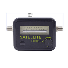 Digital Satellite Finder Meter FTA LNB DIRECTV Signal Pointer SATV Satellite TV Receiver Tool for SatLink Sat Dis Free shipping