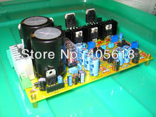 M7 100W+100W speaker protection Amplifier diy kit Single differential FET input voltage, constant current
