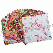 14X14cm Japanese Origami Paper Washi Paper Chiyogami Paper Yuzen paper for DIY gift crafts scrapbook -200pcs/lot mixed designs(China)