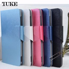 TUKE PU Wallet Leather Case for OPPO X909 Find 5 with business card holder back stand Mobile Phone Bags SJ0420