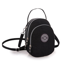Fashion Women Messenger Bag Purses Handbags Nylon Waterproof Crossbody Bags For Women Hand Bags Female Shoulder Bag Bolsos Mujer