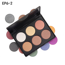 Buy 2017 New Hot 6 Colors Women Lady Make Eyeshadow Palette Waterproof Shimmer Matte Eyes Makeup Cosmetic Eye Shadow Fastshipping for $1.15 in AliExpress store
