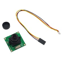 New HD 700TVL CCD Mini Security Video PCB Board FPV Color Digital CCD Camera Hot