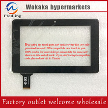 "7"" Inch Touch Screen Digitizer Glass Lens For Ainol Novo 7 Crystal /Novo 7 Elf 2 (P/N: C186116A1)"