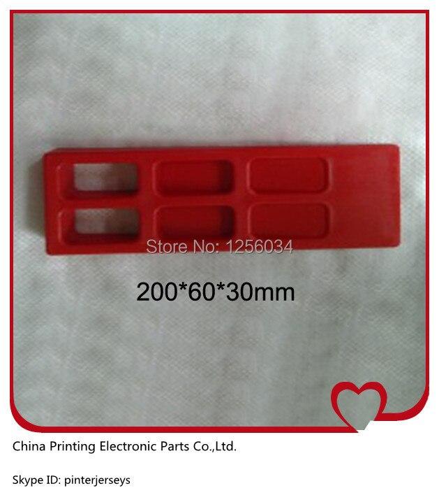 heidelberg man roland komori wedges for paper size: 30*60*200mm Pad of paper block<br><br>Aliexpress
