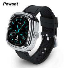 New Pewant Heart Rate Monitor Smart Watch M2 With SIRI Touch Screen Smartwatch for Samsung s2 s3 g2 Android For iphone 6 7 plus