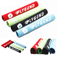 Color bicycle Bike chain  Guard  Bicycle Cycling MTB Chain Care Stay Posted Protector free shipment