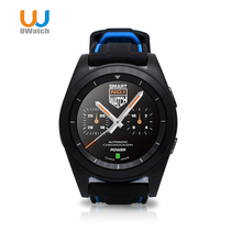Buy Uwatch NO.1 Smart Watch Bluetooth 4.0 Heart Rate Monitor Pedometer Heart Rate Monitor Alarm Remote camera Android IOS for $65.69 in AliExpress store