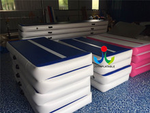 4X2X0.2M Inflatable Tumble Track Inflatable Air Track For Sport Training Gymnastics Mat(China)
