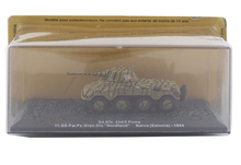 IXO 1/72 Germany Sd.Kfz.234/2 the German army Panther wheeled armored vehicle model Alloy collection model Holiday gift(China)
