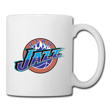 Utah 1996-2004 Basketball Logo coffee mug anime mom tazas ceramic tumbler caneca tea Cups