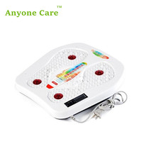 Foot massage device infrared magnetic therapy vibration heated foot health Foot massage machine(China)