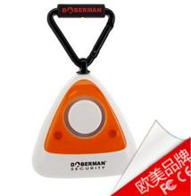 Doberman Security SE-0301Outdoor activity Safety signal alert sensor /pull pin alarm Red Emergency Help Flashers