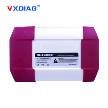 VXDIAG Professional Diagnostic tool For BMW Icom/GM Tech/Ford Vcm and Mazda Full Functional With software Free shipping
