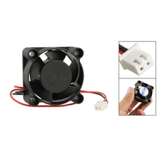 CAA-Hot 40 x 40 x 20mm 4020 5 Blade Brushless DC 12V Axial Cooling Fan