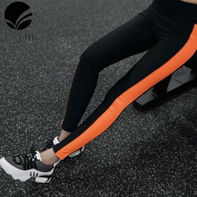 Buy YWBIN brand women sport Yoga leggings High Waist Panelled Spliced yoga pants Pencil Cotton Gym Fitness Running workout Leggings for $2.99 in AliExpress store