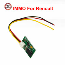 For Renault Immo Emulator For Renualt ECU Decoder for Renualt Reset with wires connected IMMO Emulator For Renualt Free Shipping