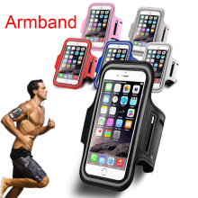 Waterproof Sports Running Armband ARM band Phone Case for Samsung Galaxy S8 S7 S6 Edge plus S5 S4 S3 A3 A5 A7 J3 J5 J7 2016 2017