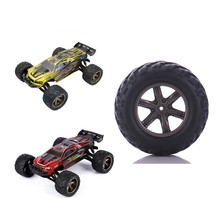 1 Pair of 15-ZJ01 Car Wheels for S912/9116 RC Car Models Racing RC Car HSP Off Road Monster Truck Tyres Car Parts