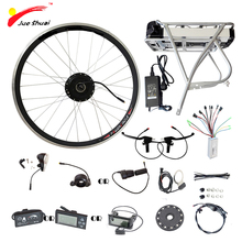 Buy 250W 350W 500W Electric Bike Wheel Motor 36V 12AH Battery Display Controller Ebike Electric Bike Bicycle Kit elektrikli bisiklet for $308.87 in AliExpress store