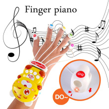 2017 new mini early childhood education finger piano toys for gift children's toys