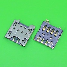 2pcs/lot Brand New Sim Card Reader Holder Tray Slot For Blackberry Z10 Q10 smartphone accessories part