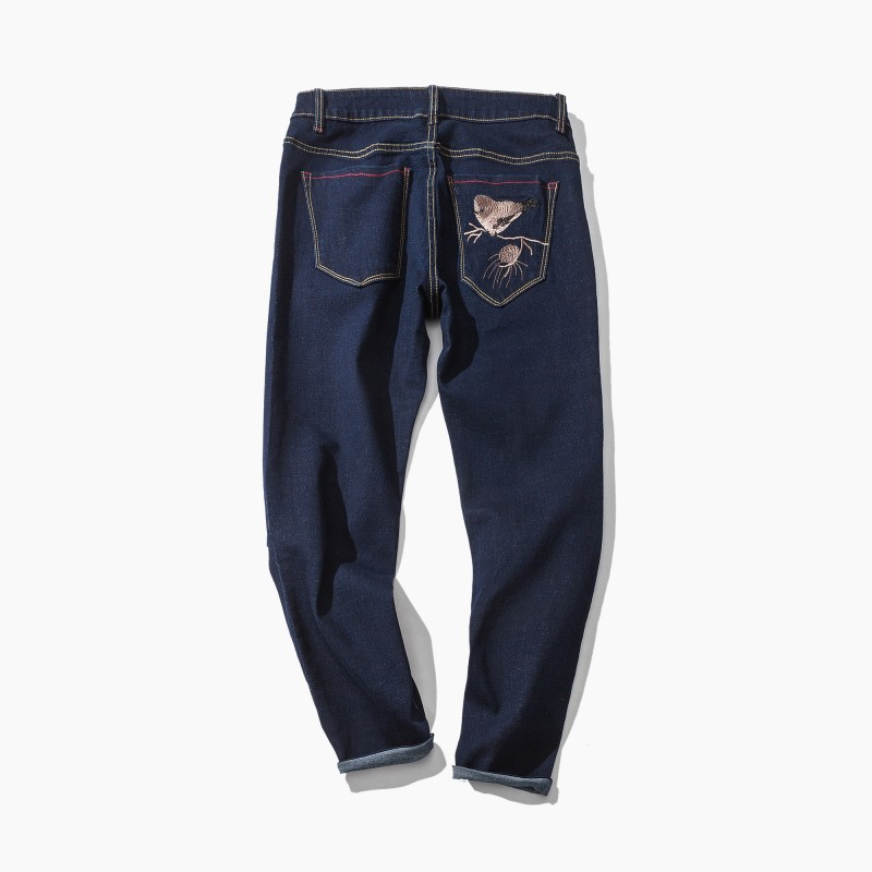 Fashion Men Jeans New Arrival Design Jeans For Men Good Quality Blue Embroidery Mens Jeans Casual Denim Pant Man Trousers 29-46Одежда и ак�е��уары<br><br><br>Aliexpress