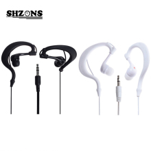 Air Tube Earphones Headphones In Ear 3.5mm Radiation Proof Headsets With Mic For Xiaomi iPhone Samsung Anti-radiation Earphone(China)