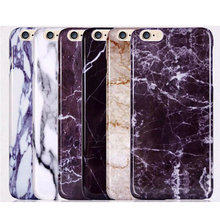 Phone Case For iPhone 6 6s 6 plus 5 5s SE TPU soft Marble Stone image Painted Cover Mobile Phone Bags & Case For iphone 6 6S 4.7