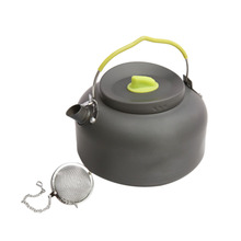 1.4L Alocs Aluminum CW-K03 Outdoor Kettle Camping Picnic Water Teapot Coffee Pot free shipping