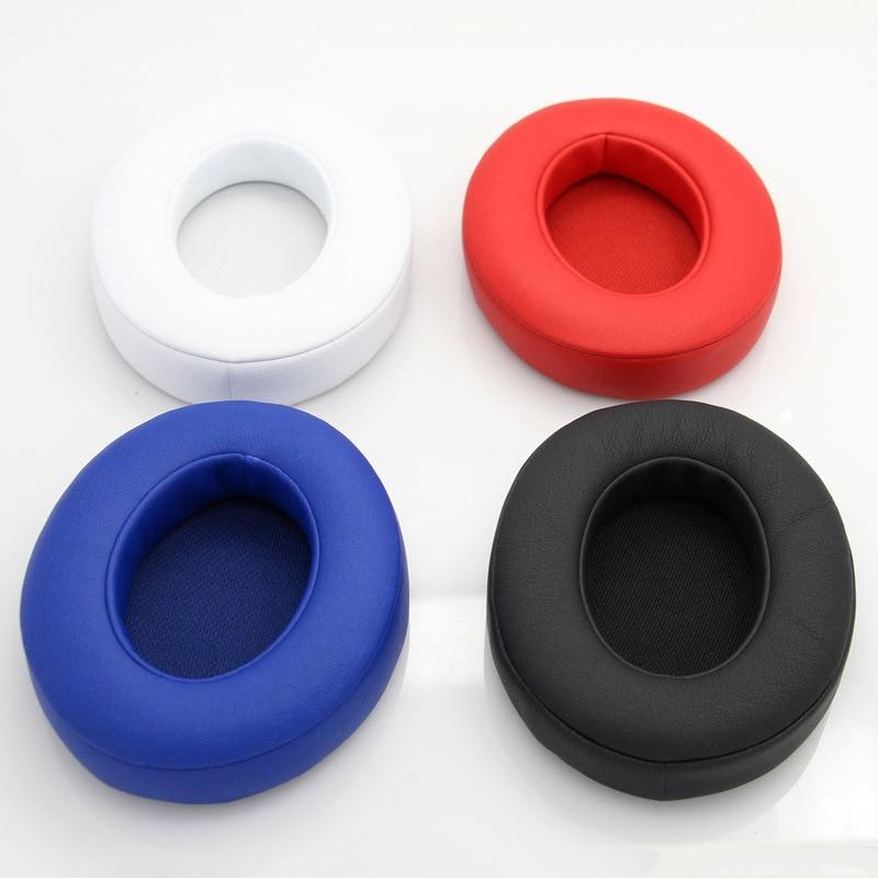1 Piece Replacement Ear Pad Cushion for Beats by dr dre Studio 2.0 Headphone Wireless Bluetooth Headset Pads Sponge Earmuffs #3