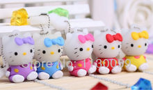 Usb Stick USB flash drives Hello cat usb memory stick thumb pen1gb-64GB USB Flash 2.0 Memory Drive Stick N13pendrive
