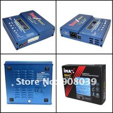 Hot sale IMAX B6AC B6 AC Lipo NiMH 2S 3S 4S 5S 6S RC Battery Balance Charger free shipping