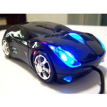 3D Optical USB Wired Mouse Mice 800DPI super car shaped mouse USB 2.4Ghz optical mouse mice for PC Laptop Notebook Computer