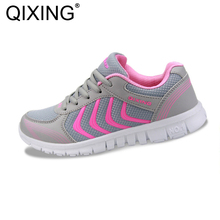2017 Men Women Sneakers Autumn Spring Outdoor Popular Running Shoes Sport Breathable lover shoes for men women 9023