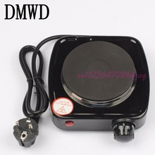 DMWD Electric Hot Plate  Mini Stove Multifunction Cooking Coffee Heater Reheat Tea Milk making lipstick DIY Heat Preservation