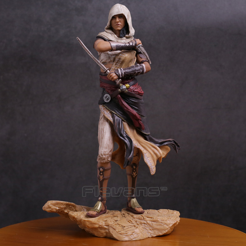 Assassins Creed Origins Aya PVC Figure Collectible Model Toy 24.5cm<br>