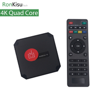 Mini Quad core DDR3 1gb/8gb 2gb/16gb android tv box, Arabic France Africa iptv set top box 4K sports movie internet media player(China)