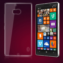 New Transparent Clear Ultra Thin Soft TPU Silicone Cell Phone Back Cover Skin Case For Microsoft Nokia Lumia 640