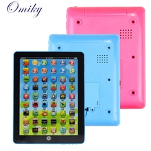 Ecosin2  1PC  Child Kids Computer Tablet Chinese English Learning Study Machine Toy JAN18