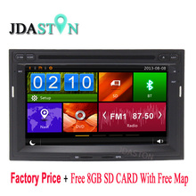 "8"" Car DVD Player For Peugeot 3005 3008 5008 Partner Berlingo Auto Radio RDS USB Audio Multimedia Video GPS Navigation Stereo"