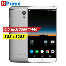 Original PPTV King 7 S 4G LTE Mobile Phones 6.0 Inch Smartphone IPS 2.5D 2K Helio X10 Octa Core Android 5.1 3D King 7 Cellphone(China)