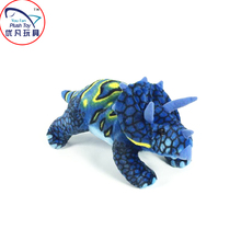 2016 New Triceratops stuffed toy plush dinosaur park gift kids home decoration soft toy doll