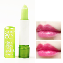 LEARNEVER 1 Pcs Magic Colour Change Color lipstick Moisture anti-aging Protection Lip Balm Makeup #M02152(China)