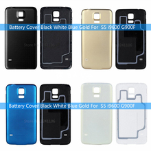XIANHUAN Original New For Samsung For Galaxy S3 S4 S5 Back Cover Case Battery Rear Door i9300 i9500 i9600 G900 Replacement Parts(China)