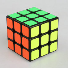 3*3*3 Smooth Speed Rubik Cube Puzzle Brain Teaser Magic Cube Toys with Cube Bag
