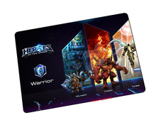 Heroes of the Storm mouse pad Natural rubber pad to mouse computer mousepad Thickened gaming padmouse gamer keyboard mouse mats